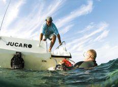 10 tips til... - Dykning fra små både