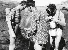 Ekspedition Rødehavet - deltagere mødes 40 år efter