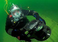 Skarpladt - Royal Navy Clearence Diver