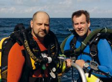 John Chatterton & Richie Kohler – Deep sea detectives