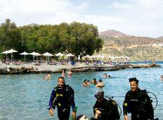 Destination Kreta – så er der åbent for dykning