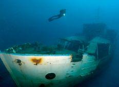 Gozos nye vrag – hvis man mangler dykkesteder, må man lave dem...