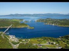 Verdens stærkeste strøm – strømdykning nord for Polarcirklen