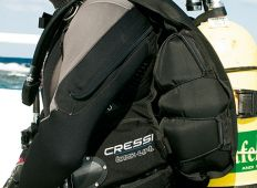 Test – Cressi Back Jac