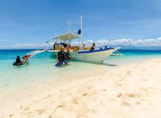 Moalboal – en filippinsk tornerose