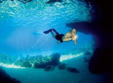 Fridykning – kunsten at snorkle dybt