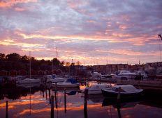 Grebbestad – næsten i Norge