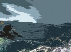 Taget af strømmen – en dykkers mareridt