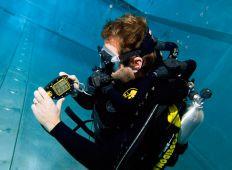 Poseidon uden bobler – vi prøvedykker Discovery VI