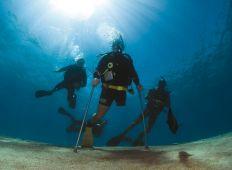 Frihed er at dykke – livsbekræftende billedstory