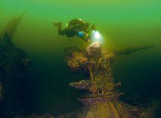 Ubåden S2 genfundet – DYK var med ved dykkene på den sovjetiske ubåd