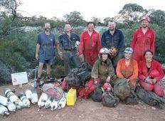 Down and under – ekstrem huledykning i Australien