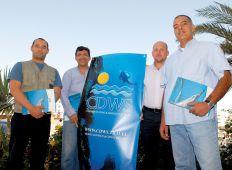 CDWS – Med dykkepolitiet på arbejde
