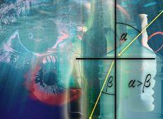 Lys og vand – svært at bedømme afstande