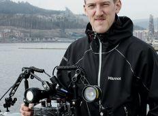 Daniel Holmberg – foran og bag kameraet