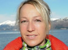 Lill Haugen – første kvindelige vinder af norgesmesterskabet