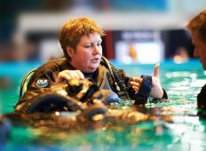 Copenhagen Diveshow 2011 – så var der poolparty igen