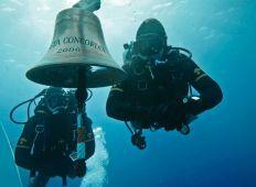 Costa Concordia – dykkerne på Costa Concordia
