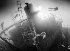 Markos fotoalmanak 2. del – første forsøg under vandet