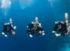 På dybt vand i Dahab - Blue Hole verdens farligste dyk?