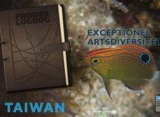 Frodes logbog: Taiwan – exceptionel artsdiversitet