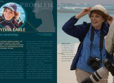 Den utrættelige Sylvia Earle