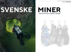 Svenske miner – På turné til fire minedyk i Sverige