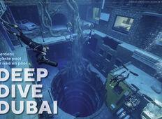 Deep Dive Dubai - Verdens dybeste pool er ikke en pool