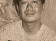 Stephen Wong – taler med fisk