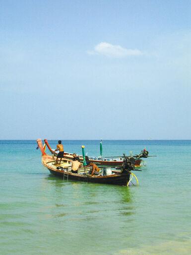 Phuket og Similan - Back in Business