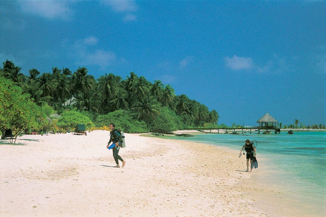 Asien - Maldiverne