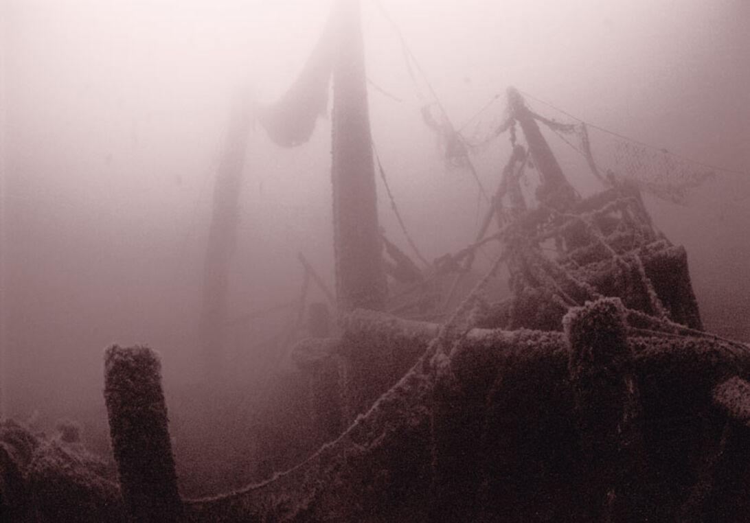 Dybt nede i Østersøen - de dybe danske vrag