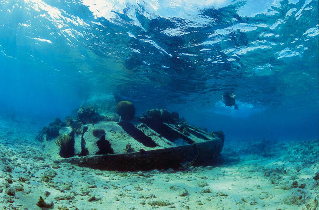 Den norske forbindelse – historiske vragdyk ved Cayman Islands