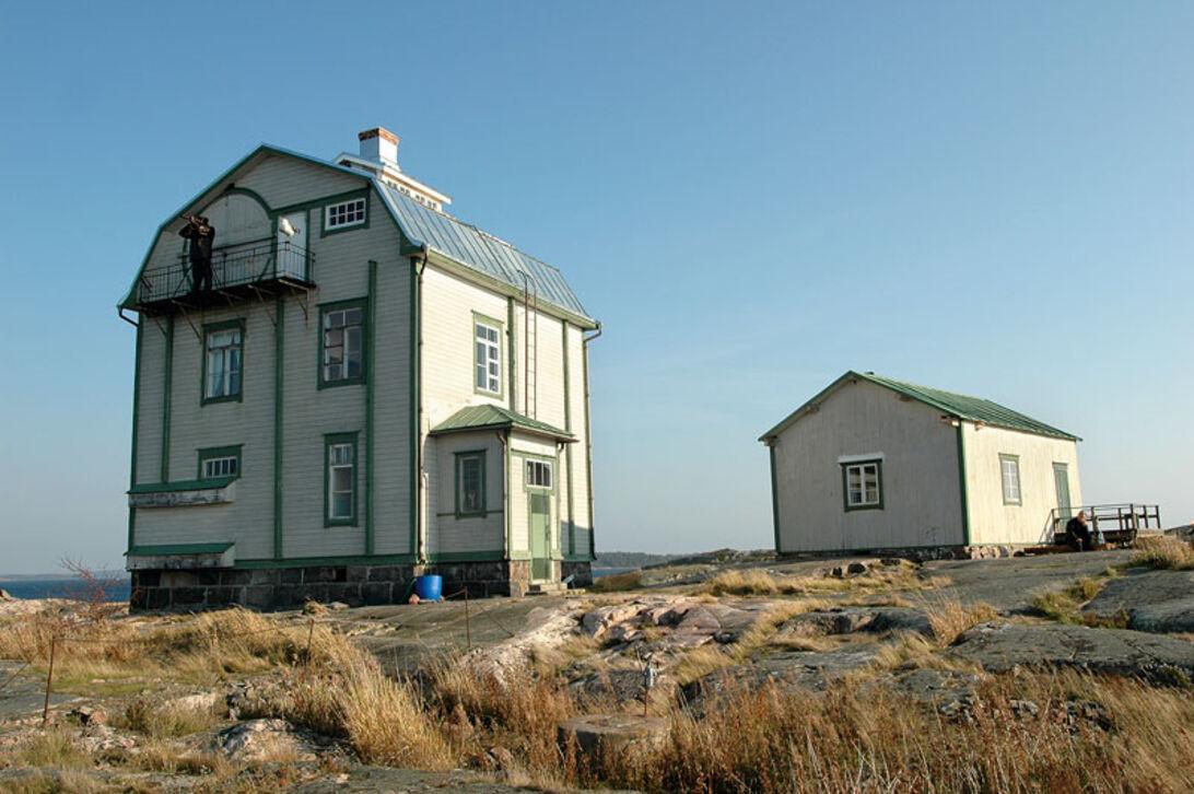 Åland - vragenes paradis