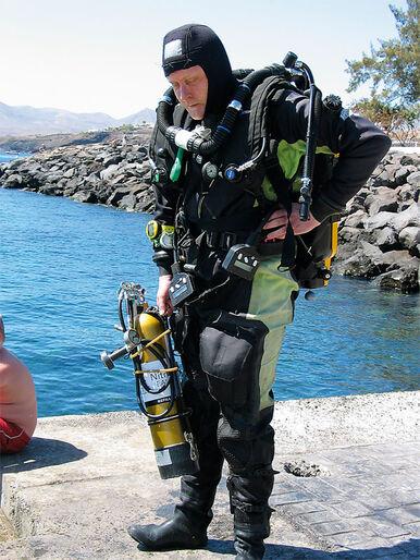 Deko for dummies 4 - hvad kan du lære af tek-dykkere?