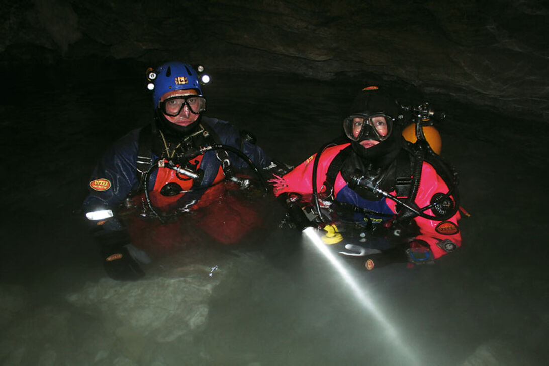 Huledykning – cool caves