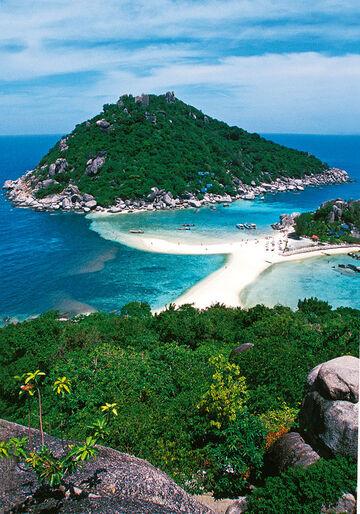 Koh Tao – dykkernes egen ø