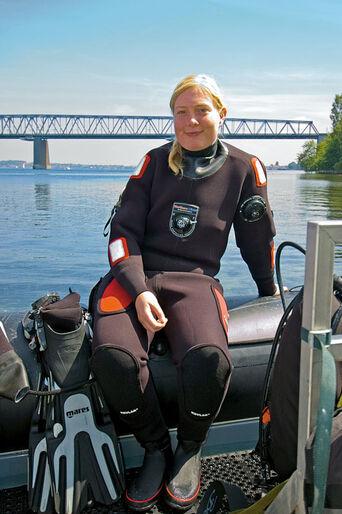 Vibe Schourup-Kristensen – første skandinaviske Rolex-scholar