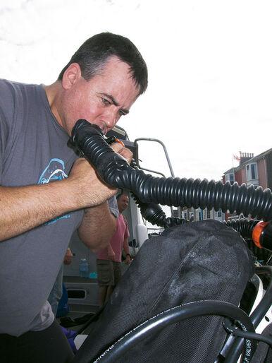 Makker med rebreather – ved du hvordan?