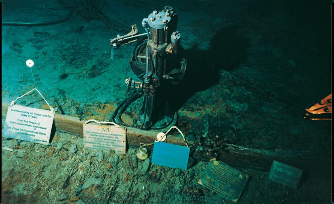 Titanic – en mindeværdig dag