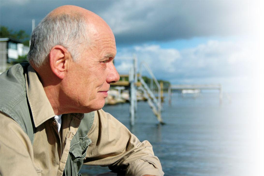 Flemming Quist Møller – barn af havet