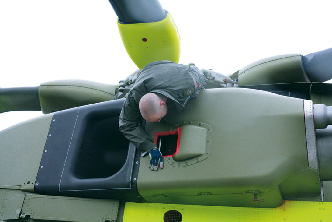 Helikopterperspektiv – når nøden er størst, er hjælpen nærmest