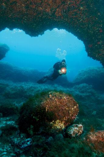 Malta – Middelhavets dykkervenlige ø