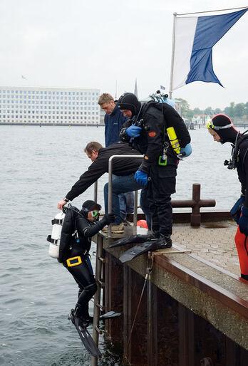 Dykningens Dag 2007 – hele repertoiret