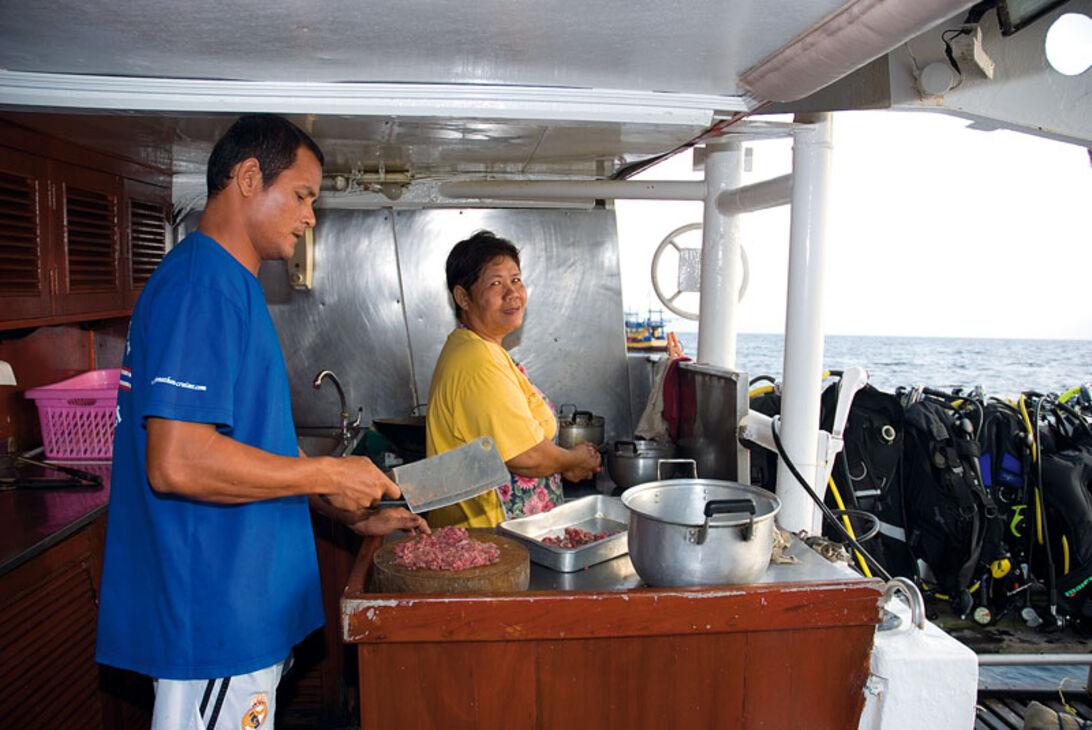 Similan Islands – på Cruise med Jonathan