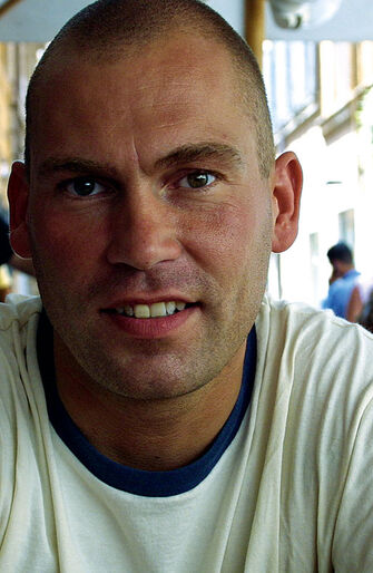 Michael Kahr – mellem Øresund og Rødehavet