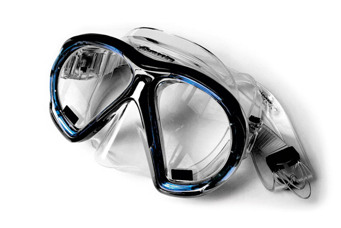 Dykkermasken – se godt ud