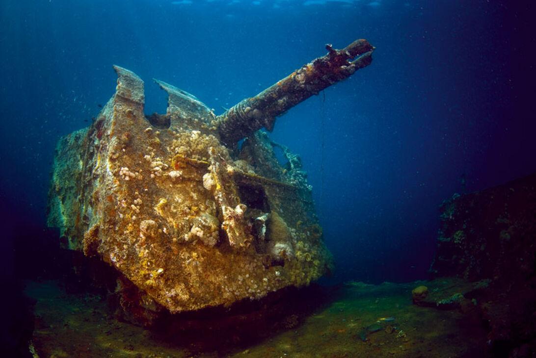 HMS Myngs – en britisk destroyer i Rødehavet