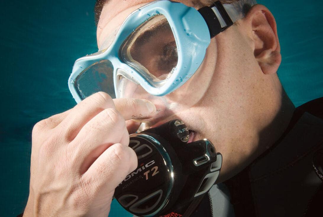 Pas godt på øret – dykkerens akilleshæl