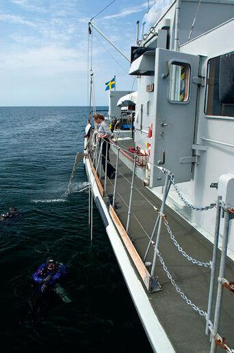 Stora M – liveaboard i Østersøen